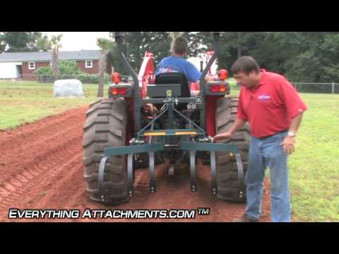 How to Use a Cultivator - #10