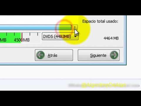 Tutorial // Grabar Peliculas en Formato .VOB y .IFO Descargadas de Internet en DVD Virgen con Nero