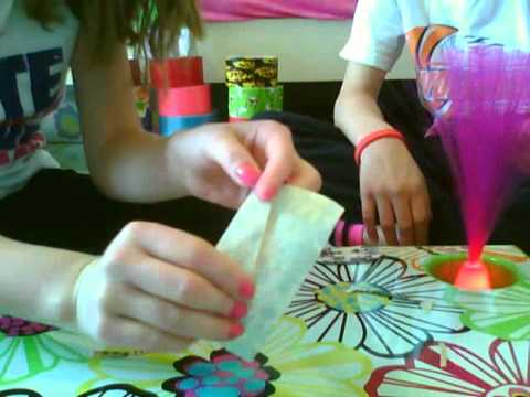 How to make Duck Tape Sandles
