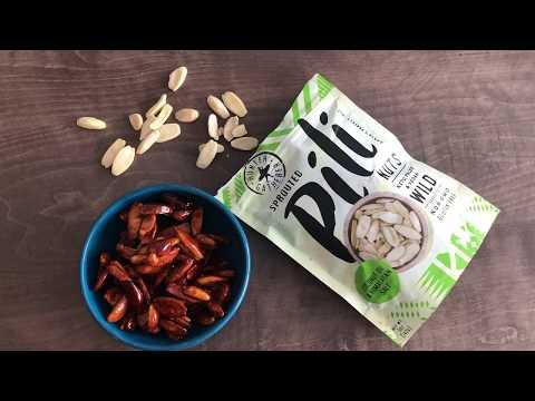 Keto Salted Caramel Pili Nuts