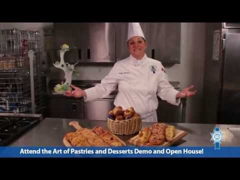 Art of Pastries and Desserts Cooking Demo and Open House