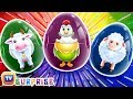 What39s In The Egg Game ChuChu TV Surprise Eggs Learning Videos For Children