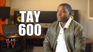 Tay 600 on Cdai Accusing Him of Snitching From Prison: Edai