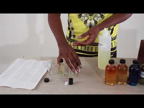 Oil Display Starter Kit from Africa Imports