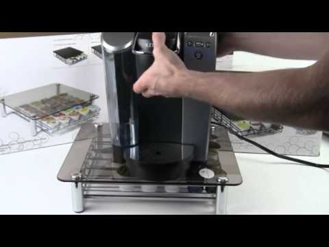 Deluxe Glass Drawer for Keurig Rewiew