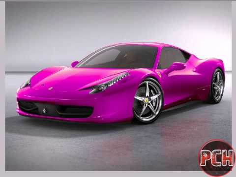 How To Change Car Color In Adobe Photoshop CS3 And CS4