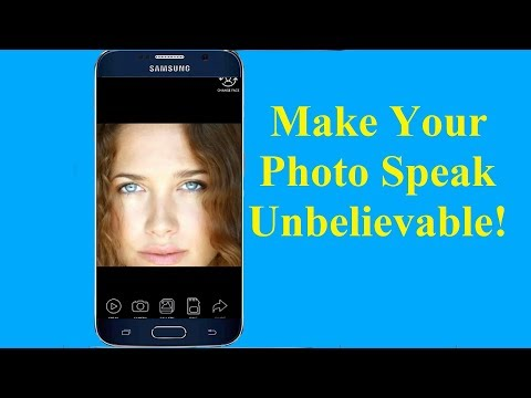 Make Your Photos Move And Talk