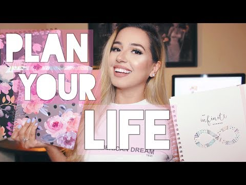 Plan With Me for MARCH | My Planning Routine 2018