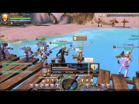 Dragon Nest SEA - Bonus Fishing Area Event