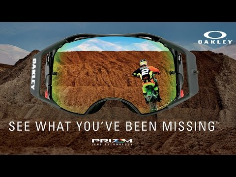 Oakley Prizm MX Lenses: See What You've Been Missing
