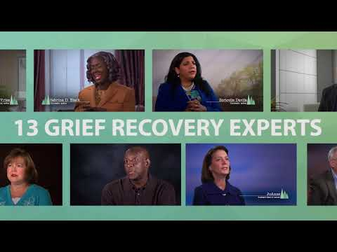Surviving the Holidays when you are grieving (Short Version)