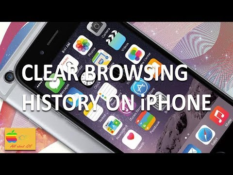 How to delete browser search history on iPhone (For safari & Chrome)