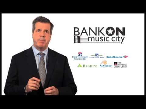 2012 Bank On Music City (Direct Deposit) - Mayor Karl Dean PSA
