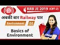 Download  7:00 PM - RRB JE 2019 (CBT-2) | Environment by Shipra Ma'am | Basics of Environment MP3,3GP,MP4