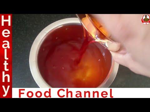 Nannari Sarbath Recipe | Nannari juice