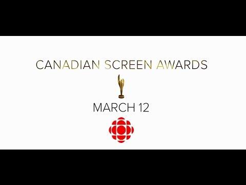TRAILER | 2017 Canadian Screen  Awards