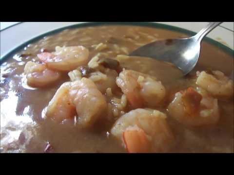 Zatarain's New Orleans style gumbo mix with rice & shrimp