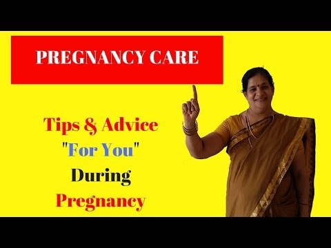 Pregnancy Care - Tips And Advice For You During Pregnancy(Kannada)