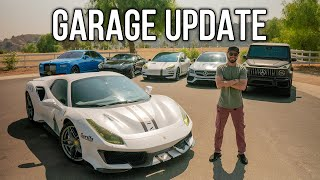 MY WIFE BOUGHT ME A CAR!! | Garage Update