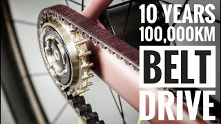 Belts Are The BEST Bicycle Drivetrain Available (Epic Testing!)
