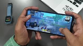 Infinix S5 PUBG Gaming Review, Battery Test! better than Hot 8?