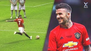 When Football Legends Have Still Got It After Career