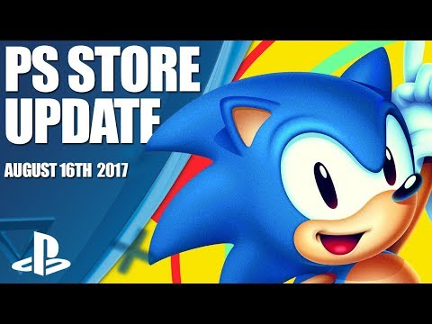 PlayStation Store Highlights - 16th August 2017