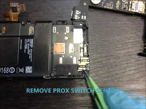 Nokia Lumia 620 Digitizer Replacement