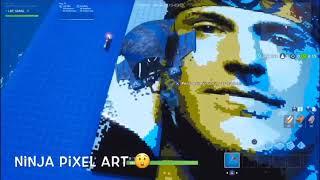 fortnite+ninja+pixel+art Videos - 9tube tv