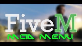 Hack] [FR] GTA V FiveM - LAMBDAMENU - No Detected - Give All weapons