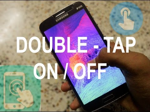 Lock and Unlock ANY Android Phone - DOUBLE TAP APP - (NO ROOT REQUIRED)
