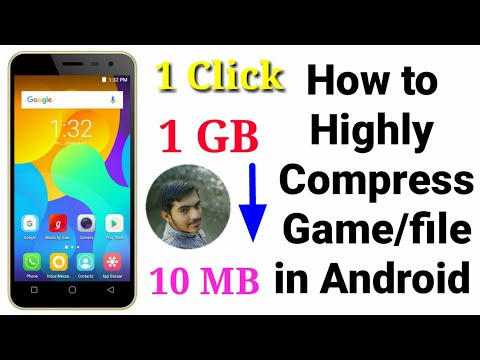 How to Highly Compress Files/games In android Mobile  Top Secret Revealed Suraj pardeshi  