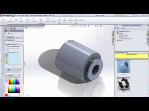 SOLIDWORKS – Link Values with External File