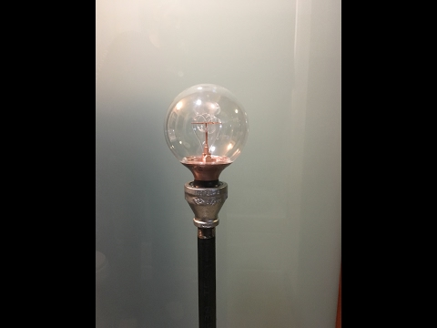 DIY Pipe Lamp.  Installing light socket in your pipe lamp