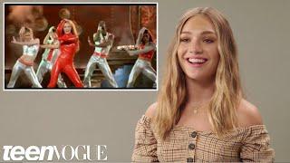Maddie Ziegler Tries Iconic Music Video Dances | Teen Vogue