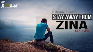 Stay Away From Zina | Scary Reminder