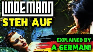 Download LINDEMANN - STEH AUF 🔥 English Lyrics Translation & Meaning Explained By A Native German | VlogDave Video