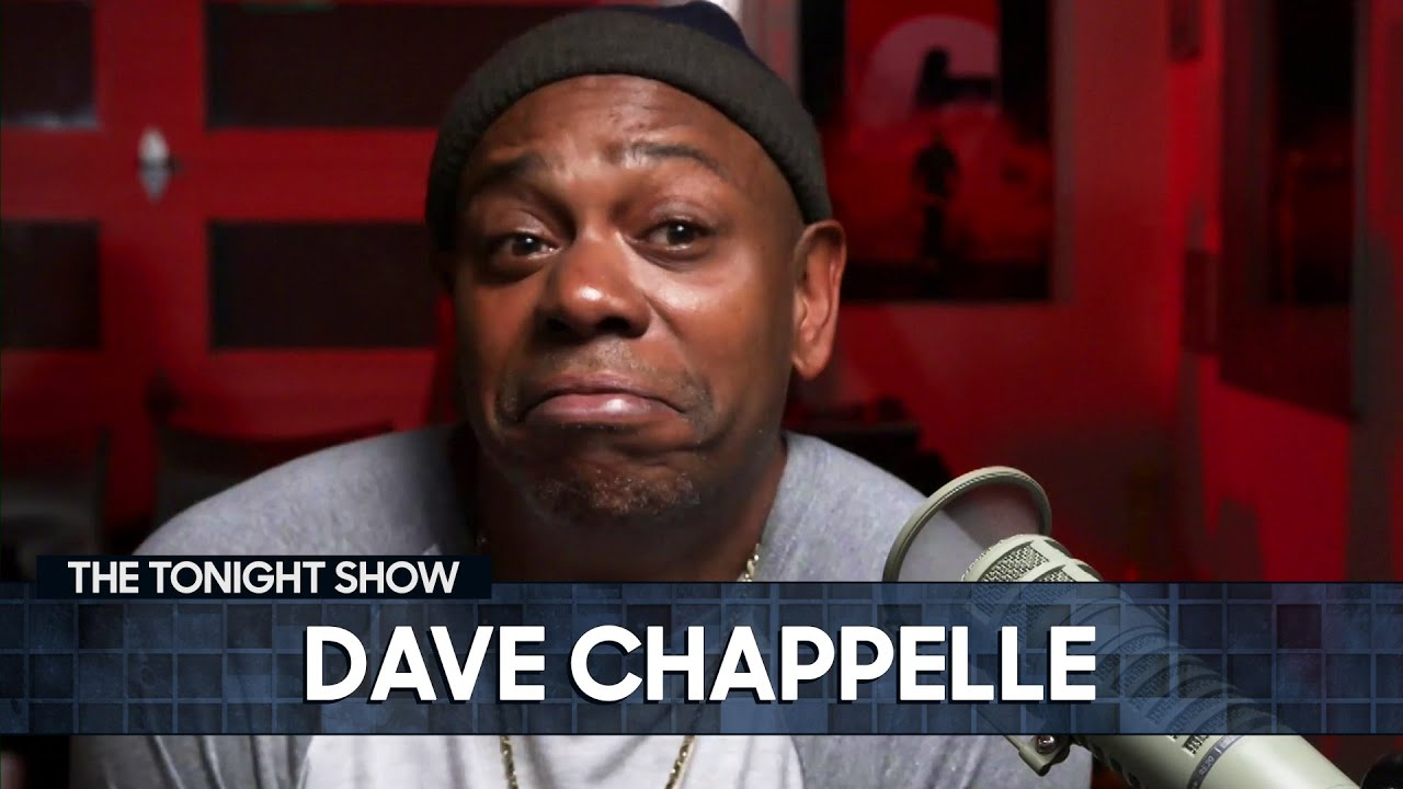 Dave Chappelle Says Twitter Is a Bathroom Wall   The Tonight Show Starring Jimmy Fallon