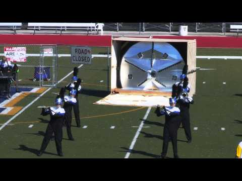 Parkway West Highschool Marching Band UFO Prop