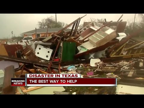 How Northeast Ohio residents can help Texas flood victims through donations