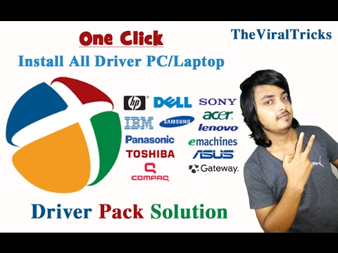 How to Find Right Driver for All PC/Laptop | Auto Download & Install [Online/Offline]