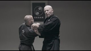 Destroy your attacker's body! Oni Kudaki Ninjutsu armlock! Yossi Sheriff explains - AKBAN Core
