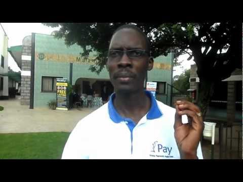 Interview with Philip Nyamweya of iPay Kenya at the Mocality Business Conference in Nyeri