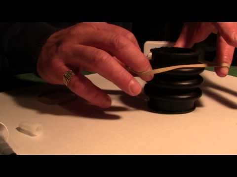 In a pinch? A how to repair damaged rubber parts on jetski (very strong solution)