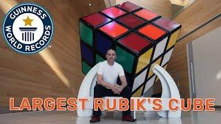 The Largest Rubik