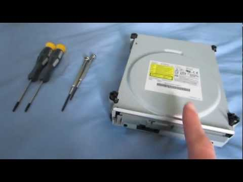 How to Replace Xbox 360 DVD Drive