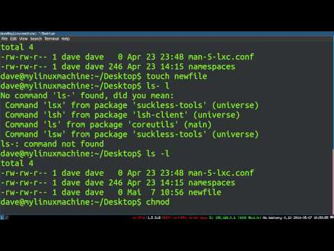 Linux Sysadmin Basics -- Linux File Permissions