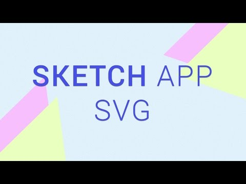 The Sketch Guide: Working with SVG
