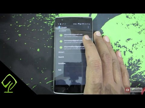 How to Sync Contacts on Android Using Google Account
