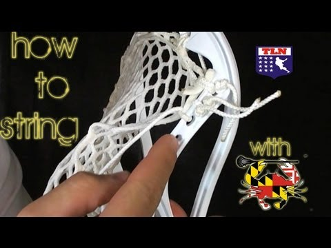 How To String: STX Super Power Mid pocket tutorial
